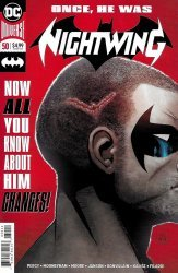 DC Comics's Nightwing Issue # 50 - 2nd print