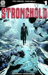 After-Shock Comics's Stronghold Issue # 1