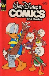 Whitman's Walt Disney's Comics and Stories Issue # 497