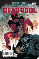 Marvel Comics's Deadpool Issue # 6