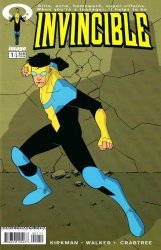 Image Comics's Invincible Issue # 1