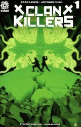 After-Shock Comics's Clankillers Issue # 1b