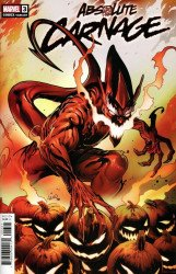 Marvel Comics's Absolute Carnage Issue # 3d