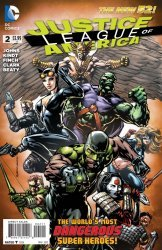 DC Comics's Justice League of America Issue # 2