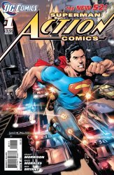 DC Comics's Action Comics Issue # 1