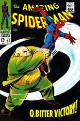 Marvel Comics's The Amazing Spider-Man Issue # 60