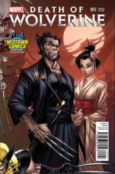 Marvel's Death of Wolverine Issue # 3d