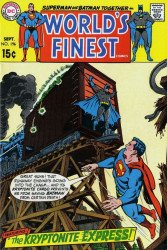 DC Comics's World's Finest Comics Issue # 196