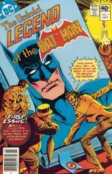 DC Comics's The Untold Legend of the Batman Issue # 1