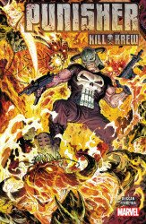 Marvel Comics's Punisher: Kill Krew TPB # 1