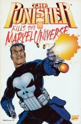 Marvel Comics's Punisher Kills the Marvel Universe Issue # 1c