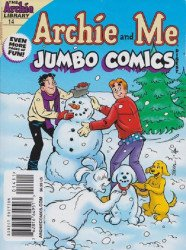 Archie Comics Group's Archie and Me: (Jumbo) Comics Digest Issue # 14