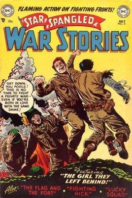 Star Spangled War Stories Issue 133 3 Dc Comics