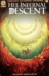 After-Shock Comics's Her Infernal Descent Issue # 5