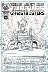 IDW Publishing's Teenage Mutant Ninja Turtles/Ghostbusters Issue # 2ri