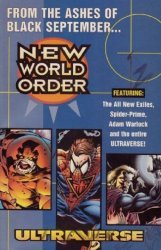 Malibu's Ultraverse Preview (New World Order) Issue nn