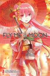 Viz Media's Fly Me to the Moon Soft Cover # 3