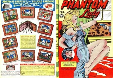 Fox Feature Syndicate's Phantom Lady Issue # 16-2nd print