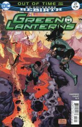 DC Comics's Green Lanterns Issue # 27