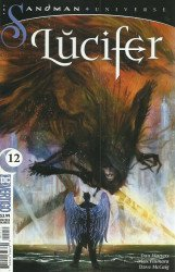 Vertigo's Lucifer Issue # 12