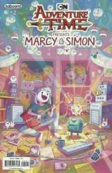 KaBOOM!'s Adventure Time: Marcy & Simon Issue # 2b