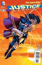 DC Comics's Justice League Issue # 12