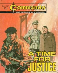 D.C. Thomson & Co.'s Commando: War Stories in Pictures Issue # 1407