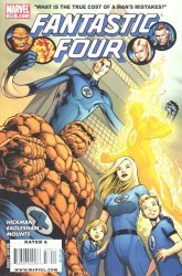 Marvel Comics's Fantastic Four Issue # 570