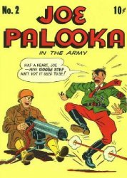 Columbia Comics Group's Joe Palooka Issue # 2