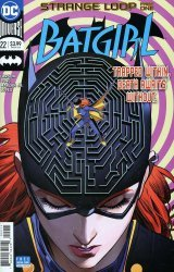 DC Comics's Batgirl Issue # 22