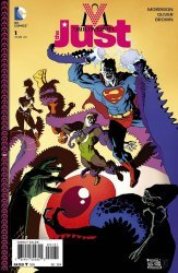 DC Comics's Multiversity: The Just Issue # 1c