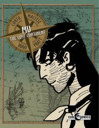 IDW Publishing's Corto Maltese: Mu The Lost Continent Soft Cover # 1