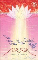 Image Comics's Mirror Issue # 8
