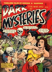 Master Publications's Dark Mysteries Issue # 5