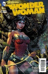 DC Comics's Wonder Woman Issue # 36d
