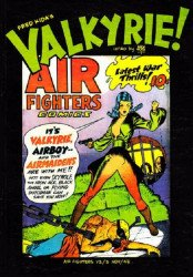 Ken Pierce, Inc's Fred Kida's Valkyrie! Soft Cover # 1