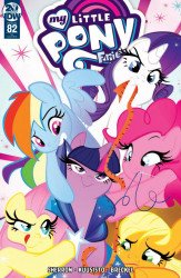 IDW Publishing's My Little Pony: Friendship is Magic Issue # 82c
