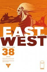 Image Comics's East of West Issue # 38