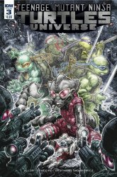 IDW Publishing's Teenage Mutant Ninja Turtles Universe Issue # 3