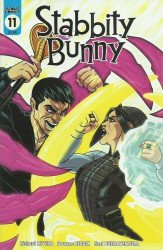Scout Comics's Stabbity Bunny Issue # 11