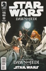 Dark Horse Comics's Star Wars: Dawn of the Jedi - Force Storm Issue # 0b