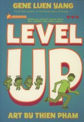 Square Fish's Level Up Soft Cover # 1