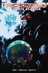 IDW Publishing's Micronauts: Wrath of Karza Issue # 2sub