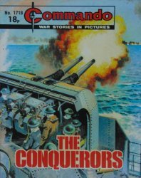 D.C. Thomson & Co.'s Commando: War Stories in Pictures Issue # 1718