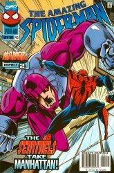 Marvel's The Amazing Spider-Man Issue # 415