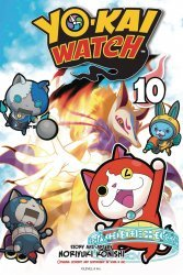Viz Media's Yo-Kai Watch TPB # 10