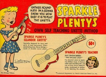 French American Reed Co.'s Sparkle Plentys Issue nn