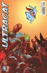 Antarctic Press's Ultracat Issue # 1