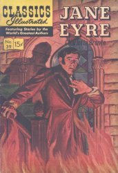 Gilberton Publications's Classics Illustrated #39: Jane Eyre Issue # 1i