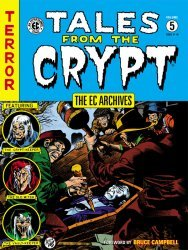 Dark Horse's The EC Archives: Tales From The Crypt Hard Cover # 5